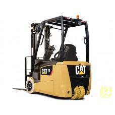 Обновленный электрический Caterpillar 48V: почувствуйте разницу