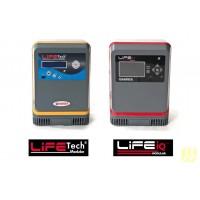 Полностью программируемые зарядные устройства Life IQ и LifeTech