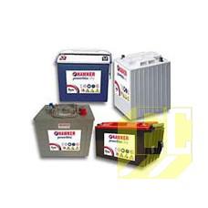 Батареи малой тяги - Monoblocs