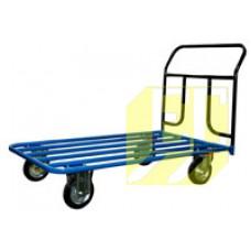 Четырёхколёсные тележки с трубчатой платформой купить в Екатеринбурге в магазине ЕС-Сервис