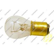 Лампа 12в 23/8вт Caterpillar(кат.номер: 0514301800_cat)