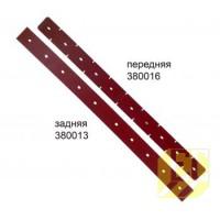 Резина сквиджа для Eureka E46, комплект (14285-52) 380013+380016 380013+380016