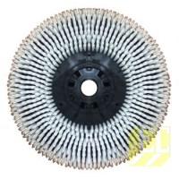 Щетка Eureka дисковая средней жесткости, D500, PPL 0,60, белая, для E50 520127eu 520127eu