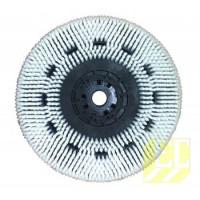 Щетка Eureka дисковая средней жесткости, D550, PPL 0,60, белая, для E55 520130eu 520130eu