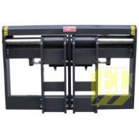Позиционеры вил для экстремальных условий с FEM кареткой, установленной на балке, с отдельной кареткой бокового сдвига