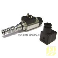 Клапан 4/2 ходовой без катушки Haco 2501451M