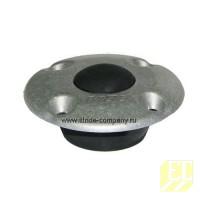 Кнопка ножного выключателя (корпус) 1405256