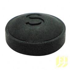 """Кнопка резиновая """"S"""" 4519501H"""
