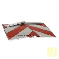 Сигнальныцй флаг 2 шт. 6003450H